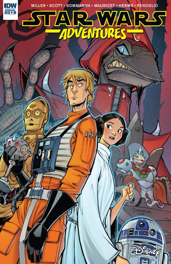 Star Wars Adventures - Annual 2018