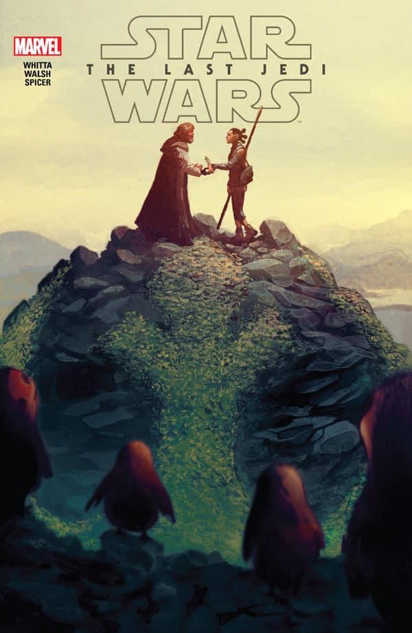 Star Wars - The Last Jedi Adaptation 1