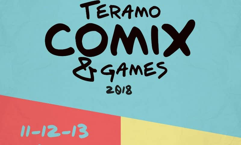 L'edizione 2018 di Teramo Comix & Games