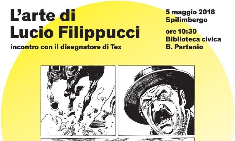 """Incontro """"L'arte di Lucio Filippucci"""""""