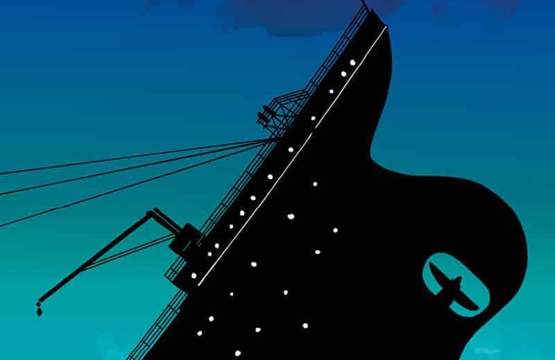 """NPE presenta Titanic, seconda uscita della collana """"Attilio Micheluzzi"""""""