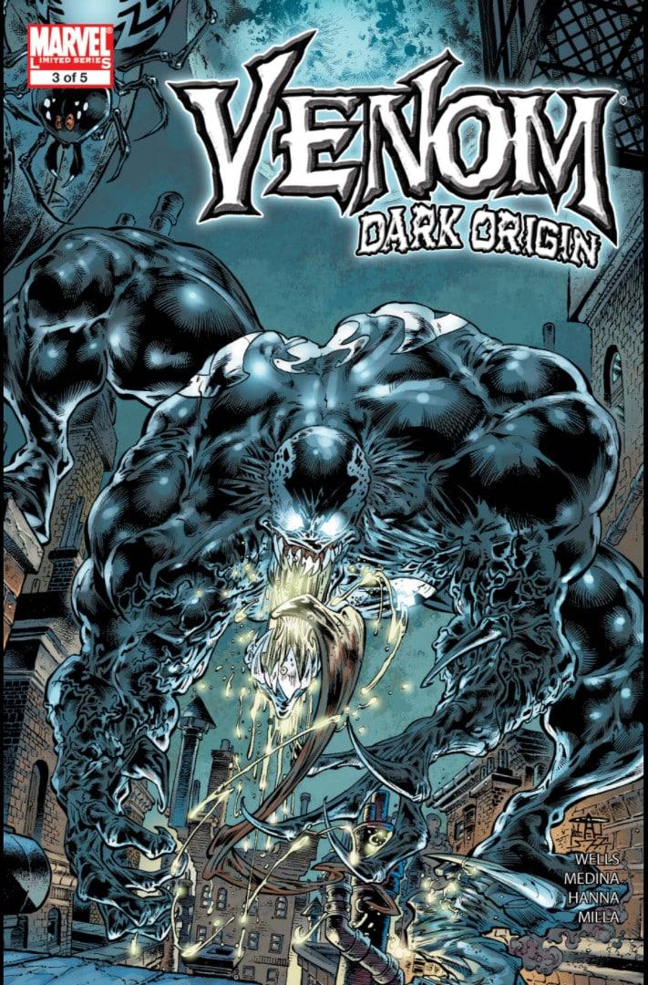 Venom_Dark_Origin_Vol_1_3_Lo Spazio Bianco consiglia