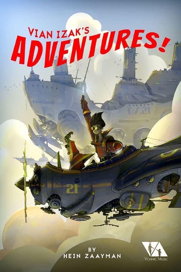 Vian-Adventures_1_First Issue