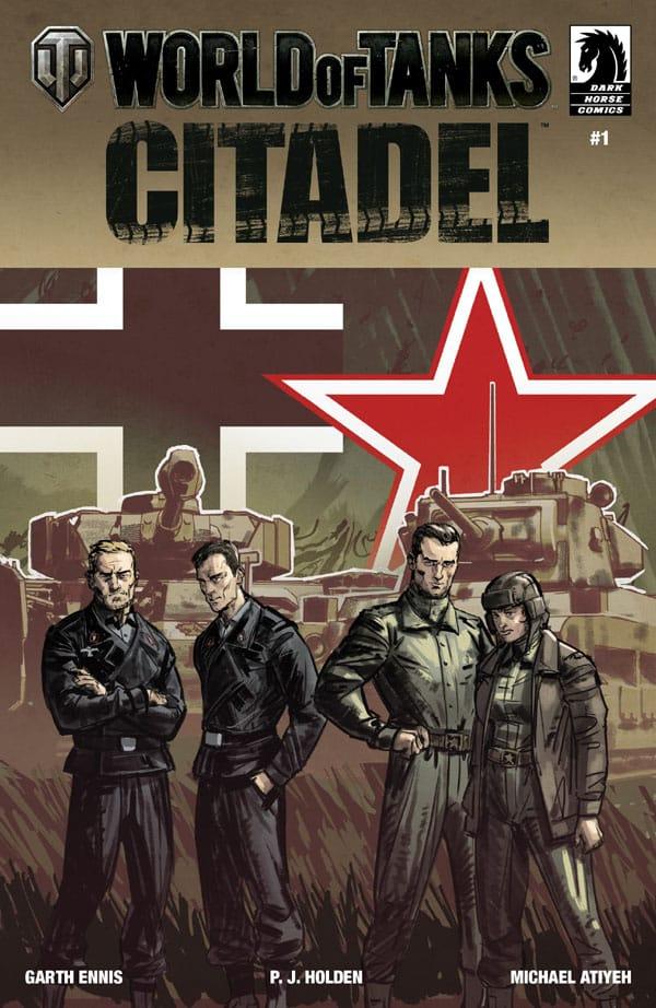 World of Tanks - Citadel 1