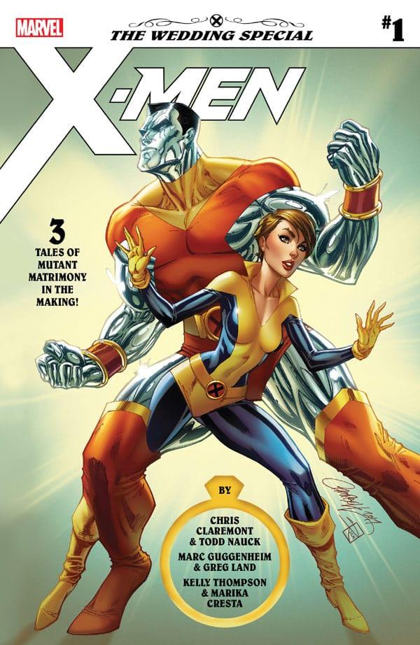 X-Men - The Wedding Special 1