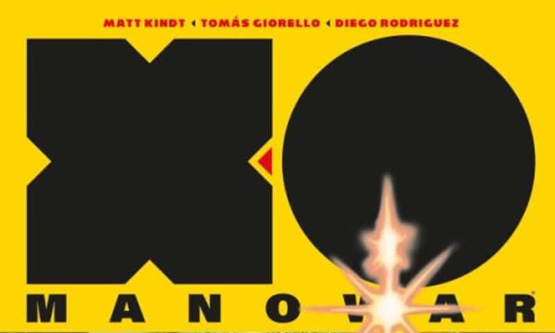 """Star Comics pubblica """"X-O Manowar Nuova Serie"""" 1"""