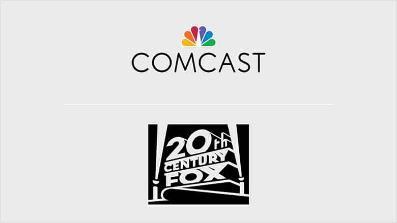 Disney/Fox: Comcast conferma prossima contro-offerta