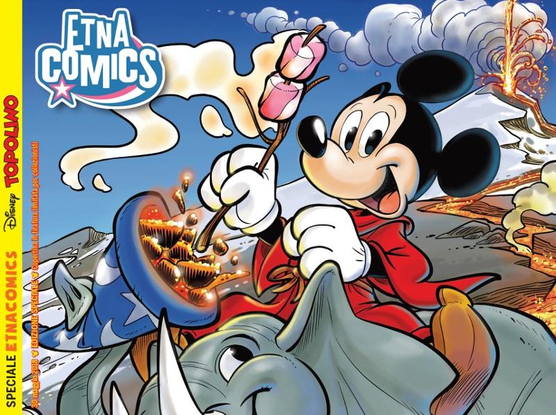 Le novità firmate Disney/Panini Comics a Etna Comics 2018
