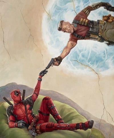 """Deadpool 2: una """"tradizionale"""" famiglia di supereroi_Recensioni"""