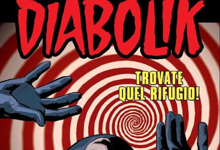 Diabolik Anno LVII #5 (Altariva, Cerveglieri, Montorio, Merati)