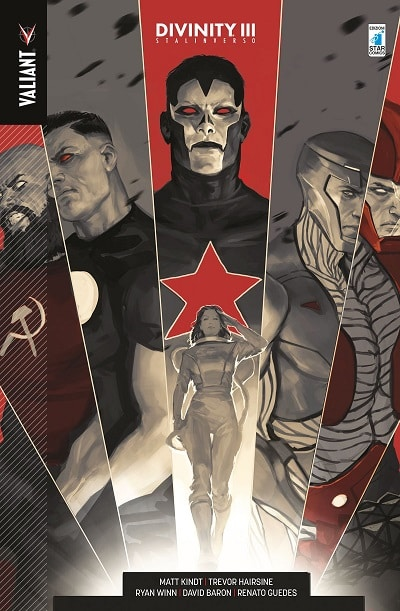 Divinity III – Stalinverso (Kindt, Hairsine, Guedes)