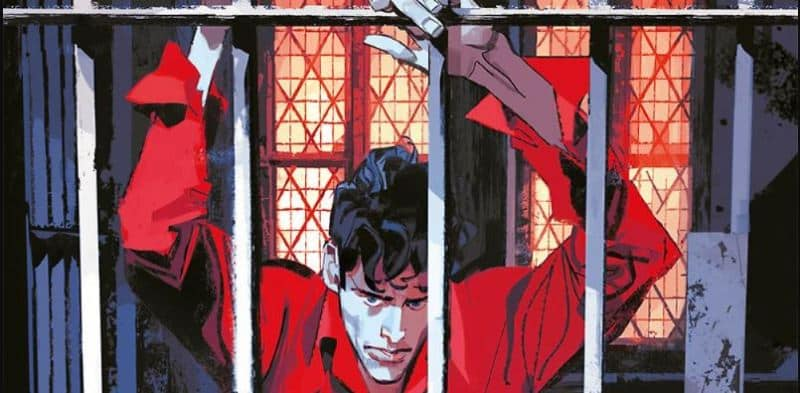 Dylan Dog #380: falsi innocenti e veri colpevoli