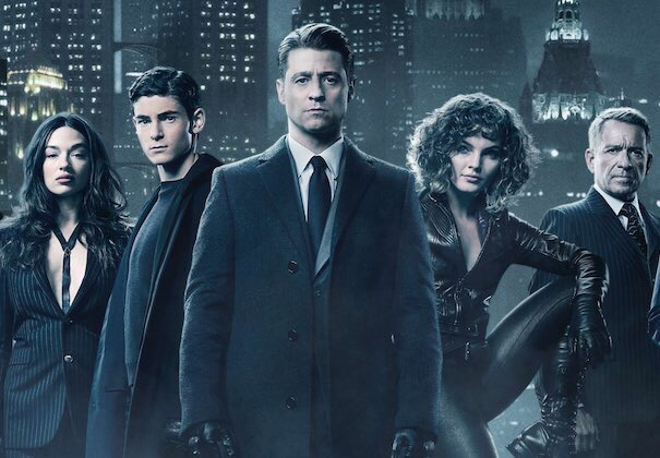 Gotham rinnovata per quinta e ultima stagione