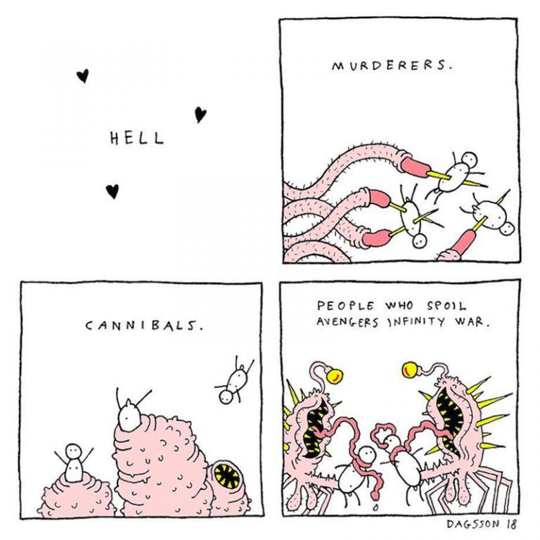 Anxiety in Iceland: An Interview with Cartoonist Hugleikur Dagsson_Interviews