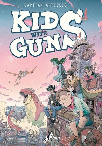 kids-with-guns_capitan-artiglio_cover_Recensioni