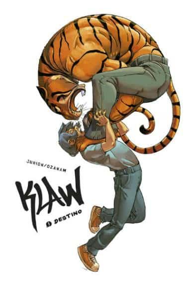 Klaw vol. 1 (Jurion, Ozanam)