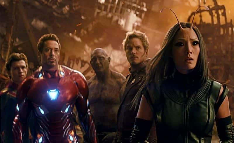 Avengers: Infinity War verso profitti da 600 milioni di dollari