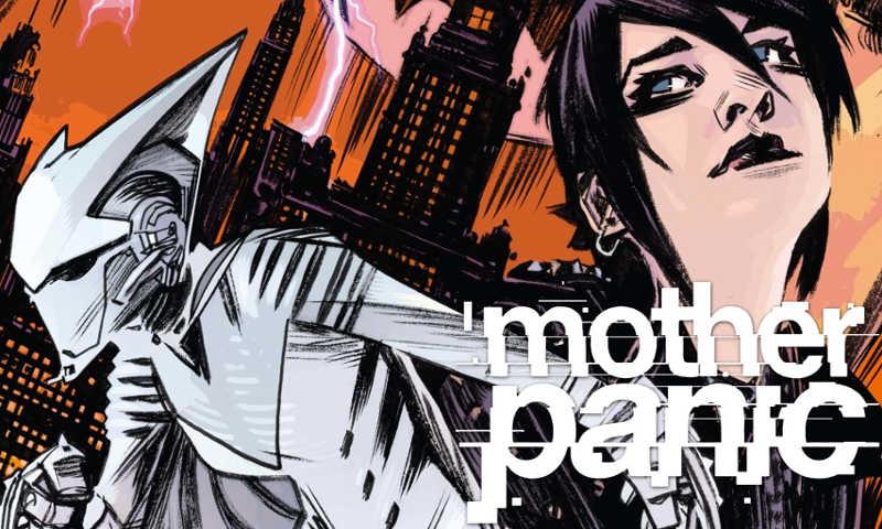 Mother Panic: una nuova supereroina a Gotham City