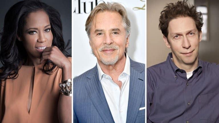 Watchmen: Regina King, Don Johnson, Tim Blake Nelson nel cast del serial