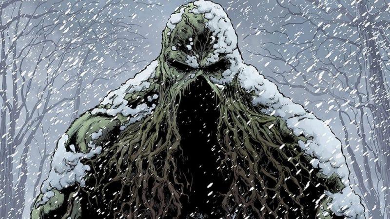 Swamp Thing: in lavorazione serie live action per servizio streaming