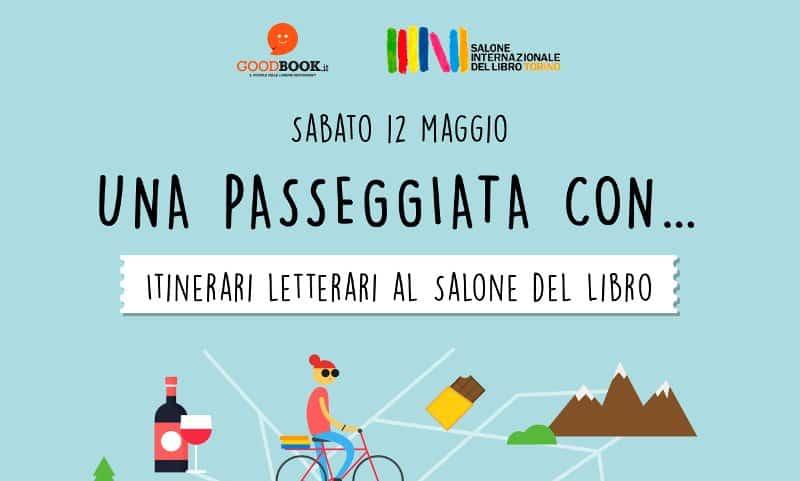 Itinerari letterari al Salone del Libro di Torino