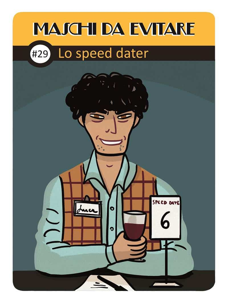 10. speed dater