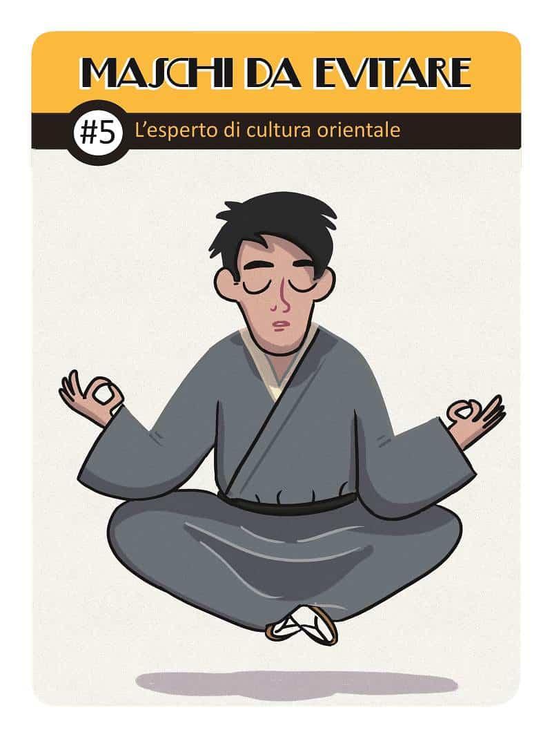 2. esperto cultura orientale