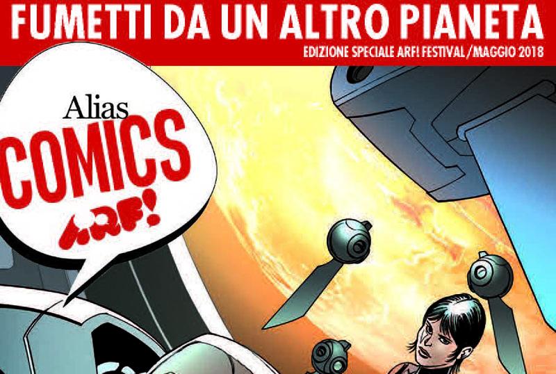 Torna in edicola Alias Comics