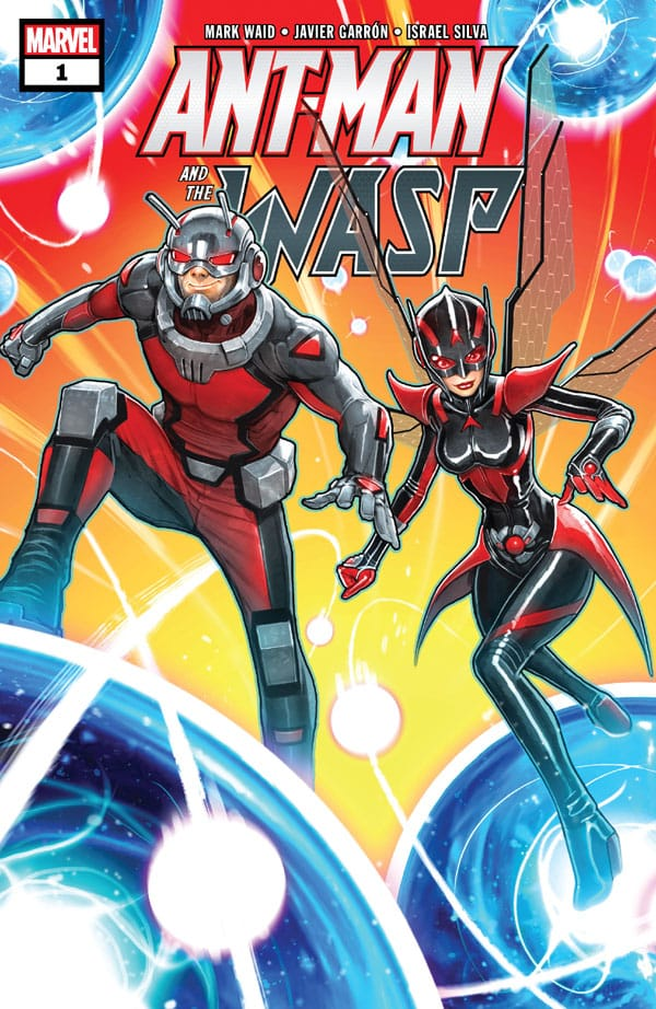 Ant-Man-The-Wasp-1_First Issue