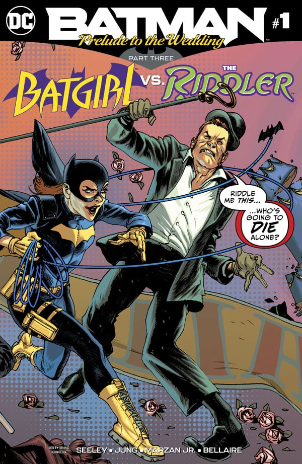 Batman-Prelude-to-the-Wedding-Batgirl-vs.-Riddler-1_First Issue
