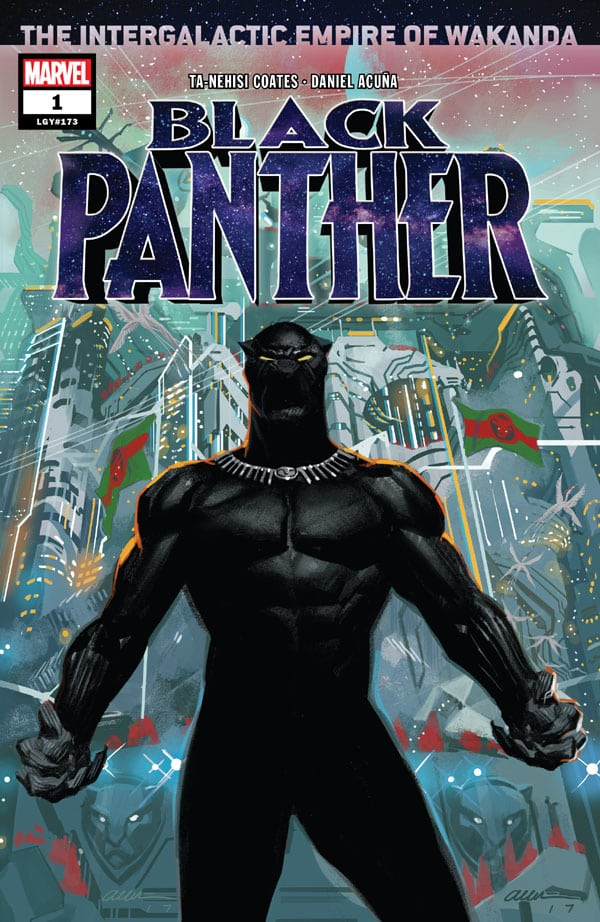 Black-Panther-1_First Issue
