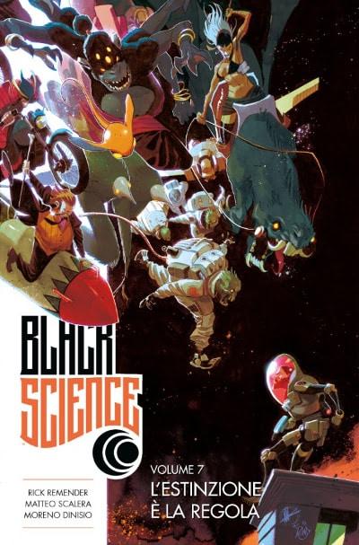 """Bao pubblica """"Black Science 7""""_Notizie"""