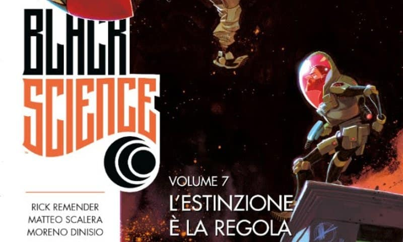 "Bao pubblica ""Black Science 7"""