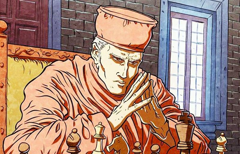 Cosimo de Medici, il padre di Firenze a fumetti