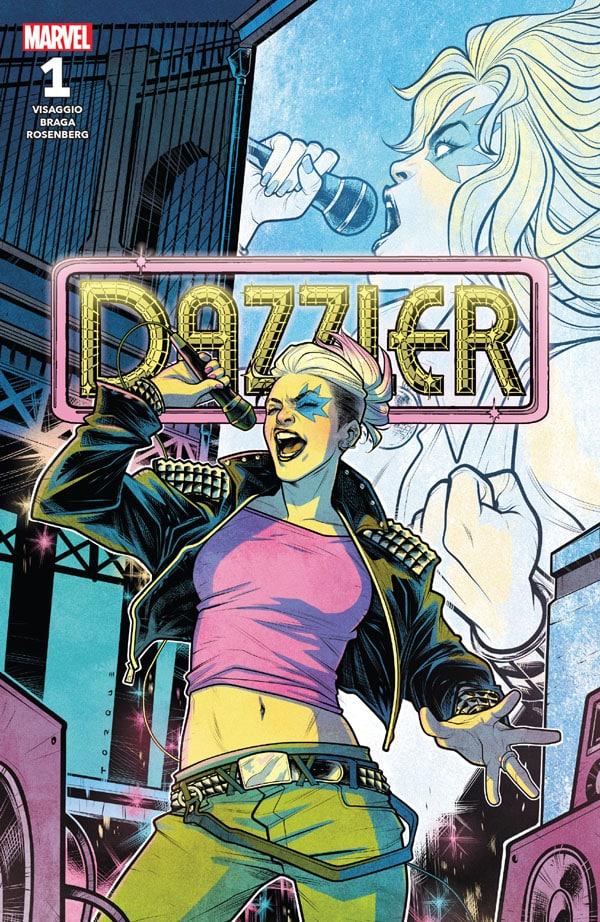 Dazzler - X-Song 1