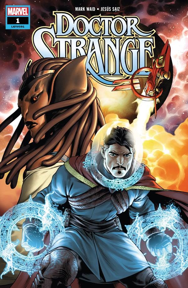 Doctor-Strange-1_First Issue