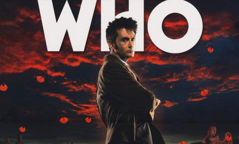 Doctor Who: Il Decimo Dottore vol. 2 – Gli Angeli Piangenti di Mons (Morrison, Indro, Carlini)