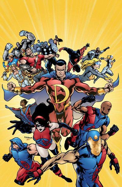 Nel segno dei supereroi: intervista a Mahmud Asrar