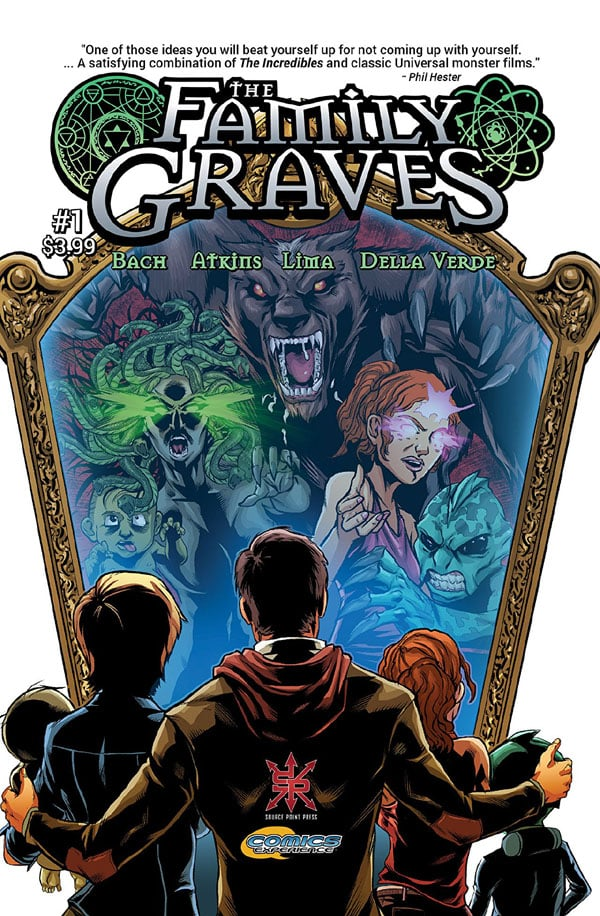 Family-graves-1_First Issue