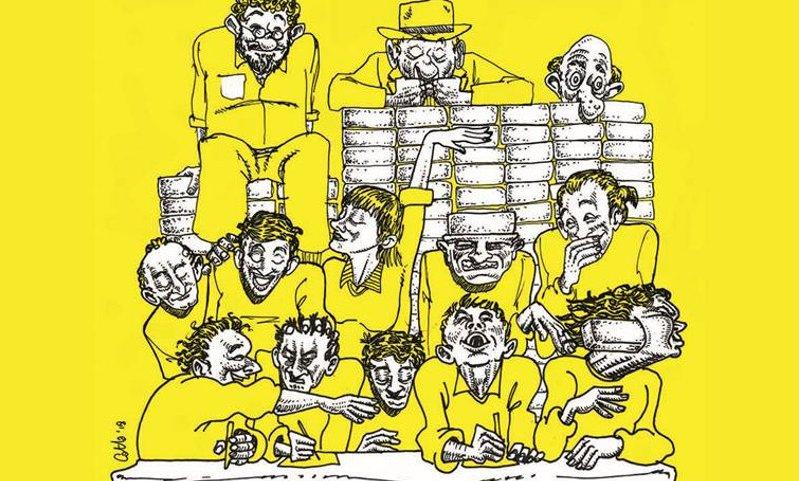 "A Vignola ""Fumettisti dal vivo"" (9-10 giugno)"