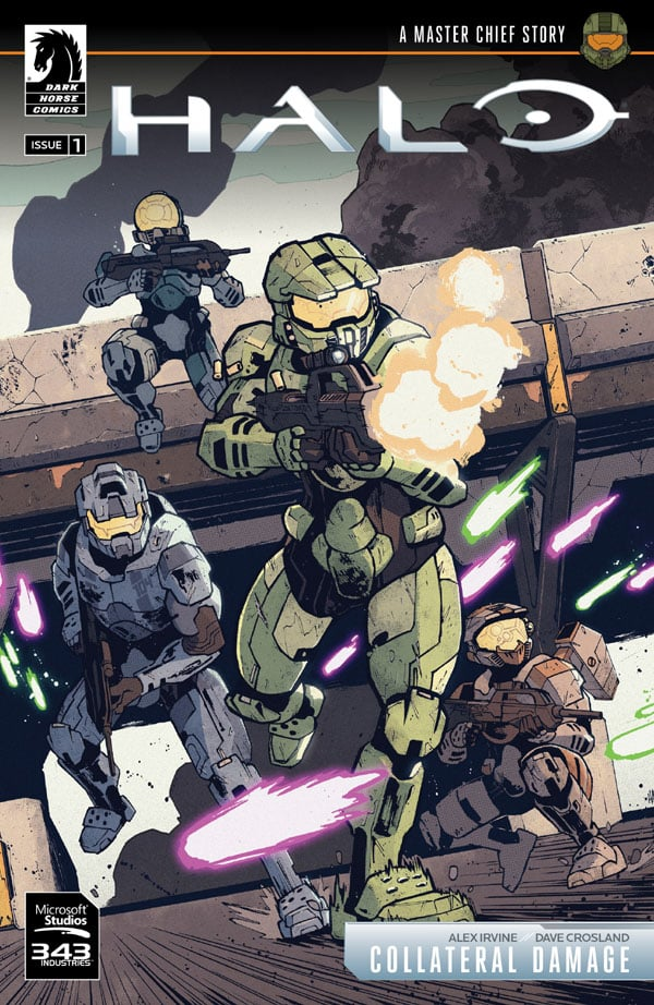 Halo - Collateral Damage 1