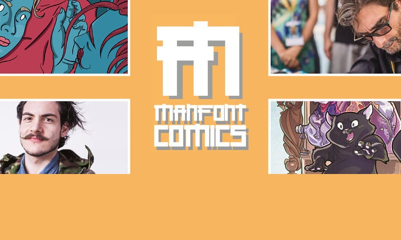 Nuove uscite e nuovi autori per Manfont