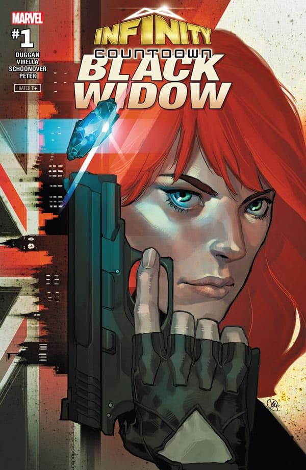 Infinity Countdown - Black Widow 1