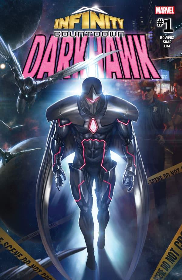 Infinity Countdown - Darkhawk 1