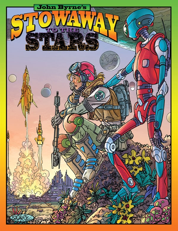 John-Byrnes-Stowaway-to-the-Stars-1_First Issue