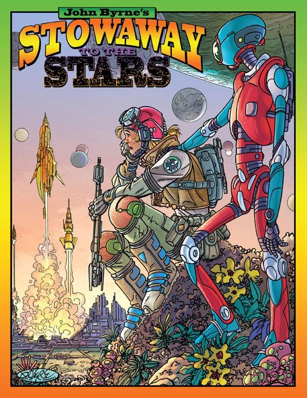 John Byrne's Stowaway to the Stars 1