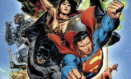 Justice League header