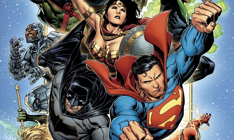 First Issue Presenta #11 – Justice League #1