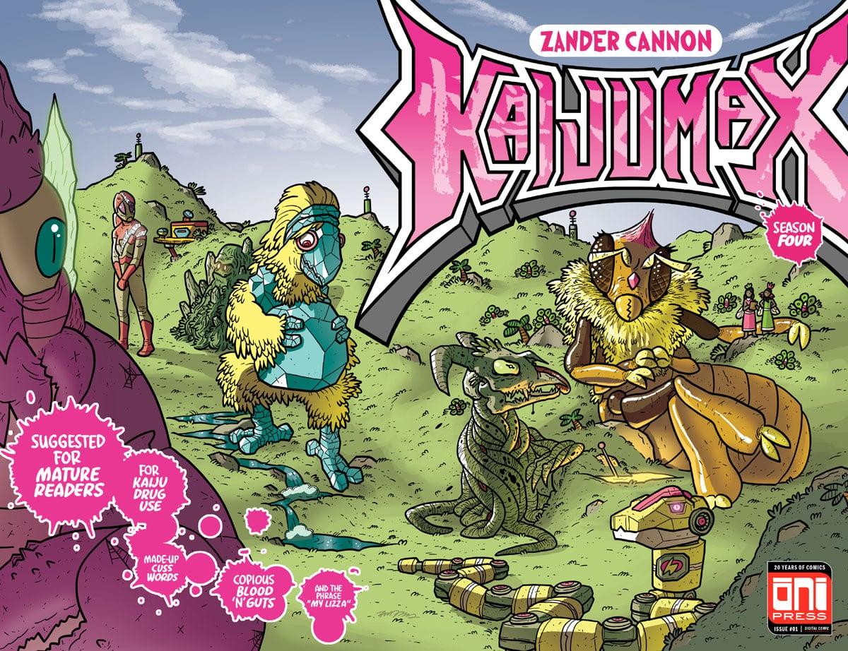 Kaijumax-Season-Four-1_First Issue