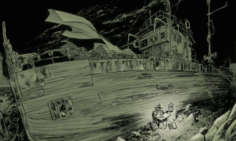 """La trasposizione cinematografica per Draka Production di """"Kraken"""""""